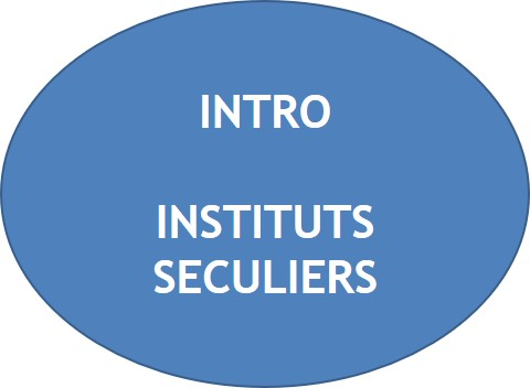 INTRO INSTTUTS SECULIERS